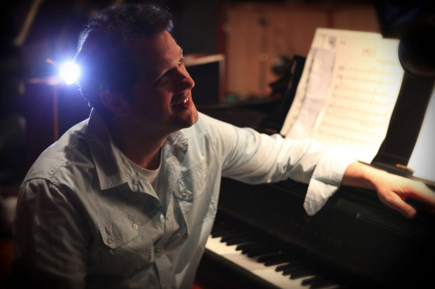 How Michael Giacchino went down an escalator and then all the way up