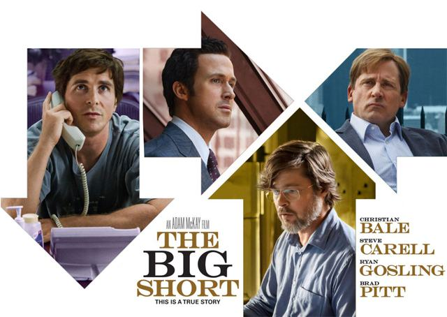 The Big Short Adam Mc Cay