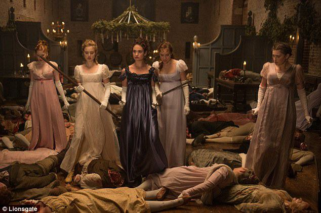 Fernando Velazquez - Pride and Prejudice and Zombies