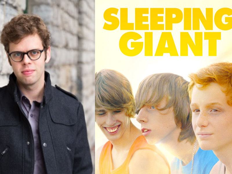 Sleeping Giant, The Coming-of-Age Drama: A Chat With Chris Thornborrow