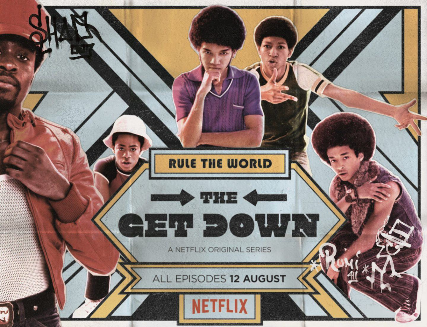 Elliot Wheeler and The Get Down: Scoring the Birth of Hip-Hop