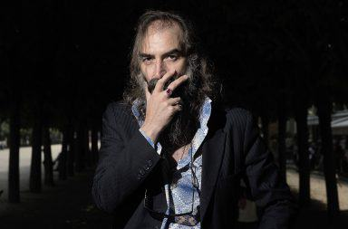 Warren Ellis /Photograph: Joel Saget/AFP/Getty Images