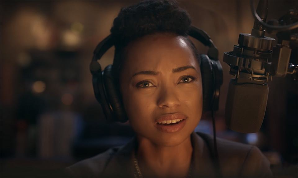 Logan Browning aka Samantha White / Copyright Netflix / Dear White People