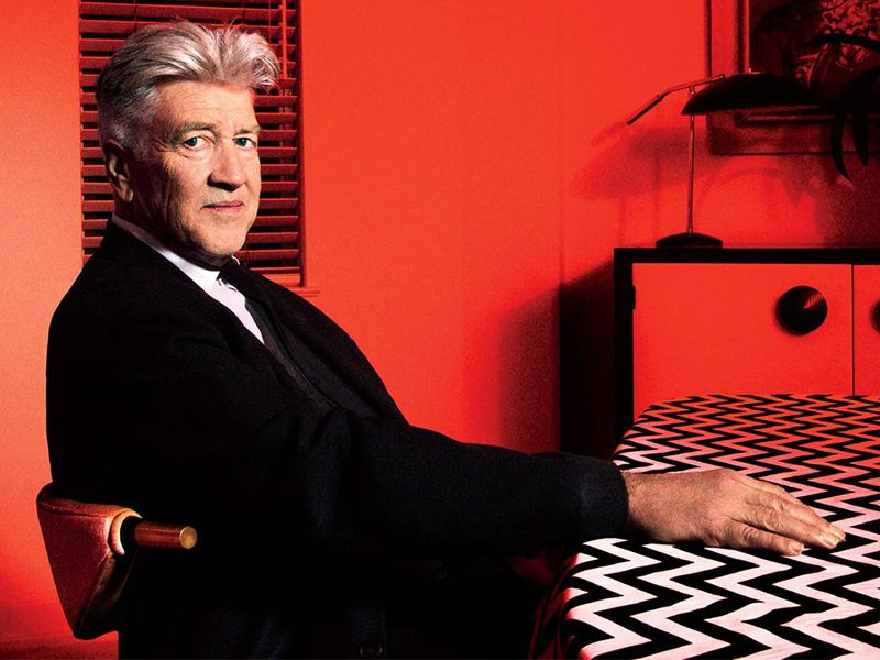 David Lynch by Pari Dukovic / Source GQ