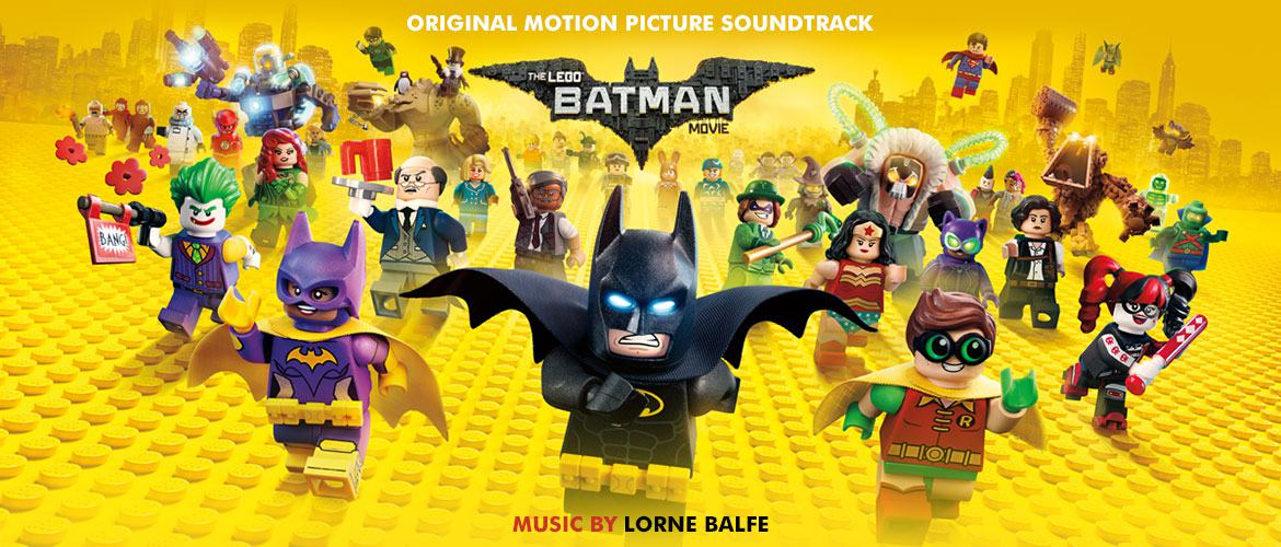 Lego Batman Soundtrack