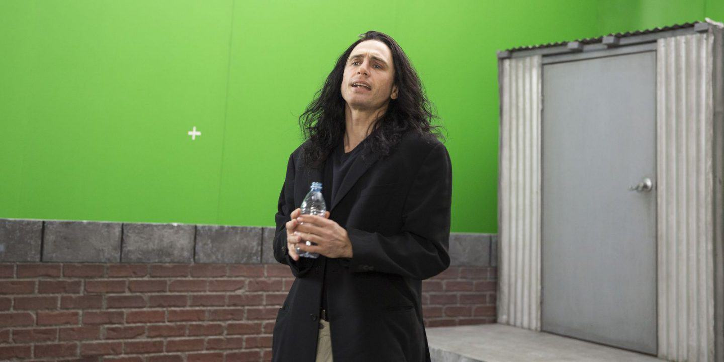 Oh, high marks to Dave Porter - Scoring James Franco's The Disaster Artist
