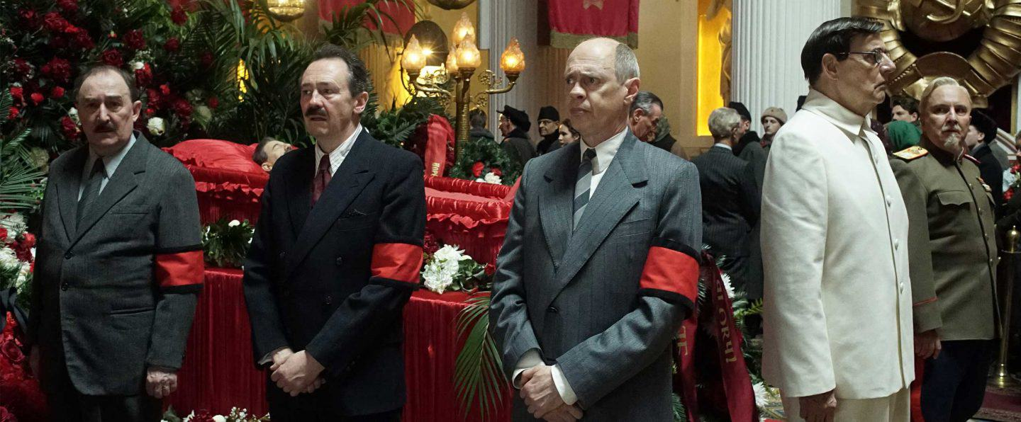 The Sound of Mother Russia - Christopher Willis on Scoring The Death of Stalin