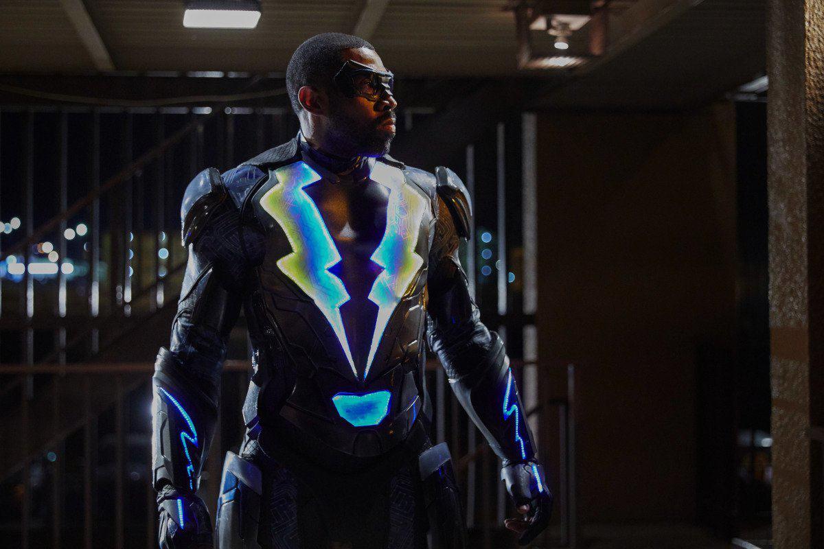Score Me A Hero: Kurt Farquhar on Black Lightning