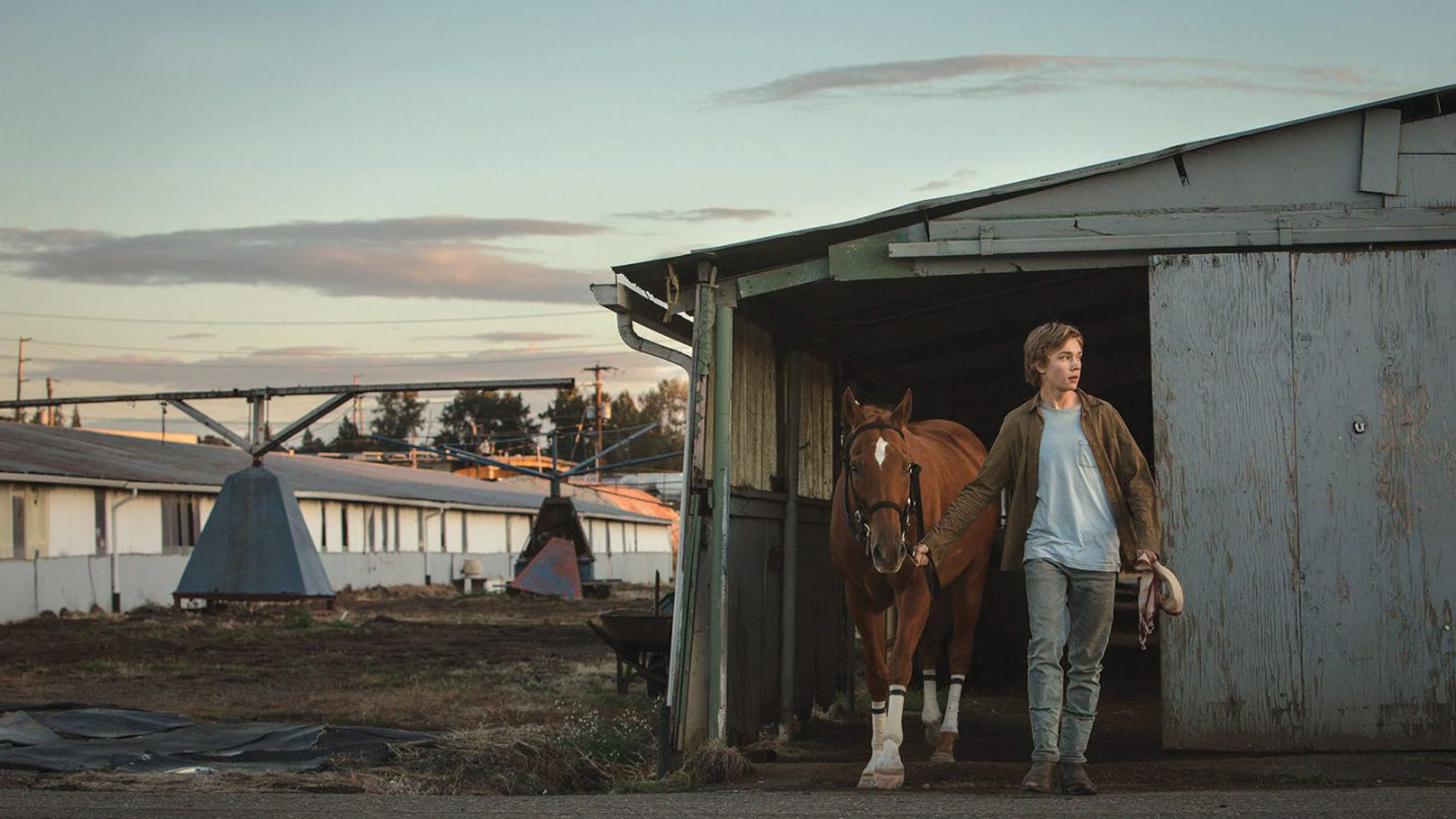 A Day at the Races - A Conversation with 'Lean On Pete' Composer James Edward Barker