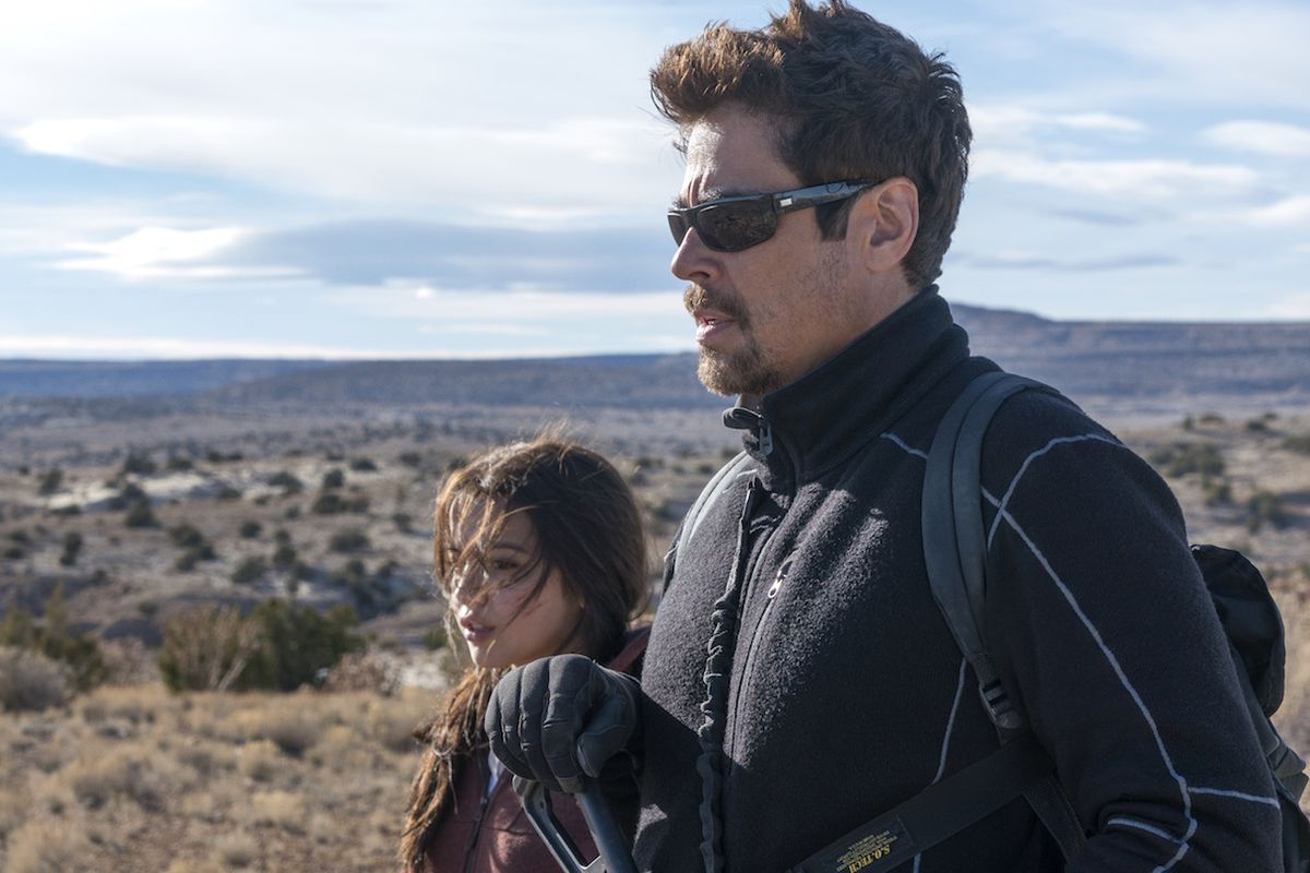 Score Of The Week: Sicario: Day Of The Soldado (Hildur Guðnadóttir)