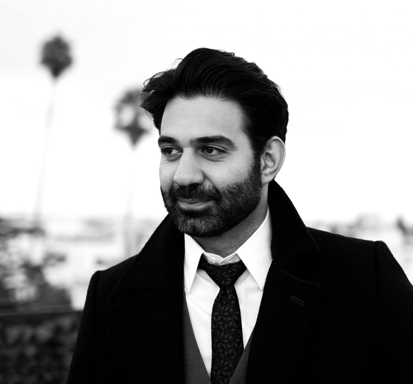 Becoming Human: A Chat With Composer Nima Fakhrara