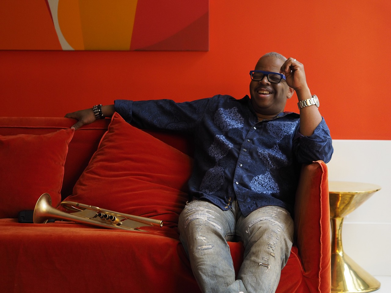 A Moment in Time - An Interview with Terence Blanchard